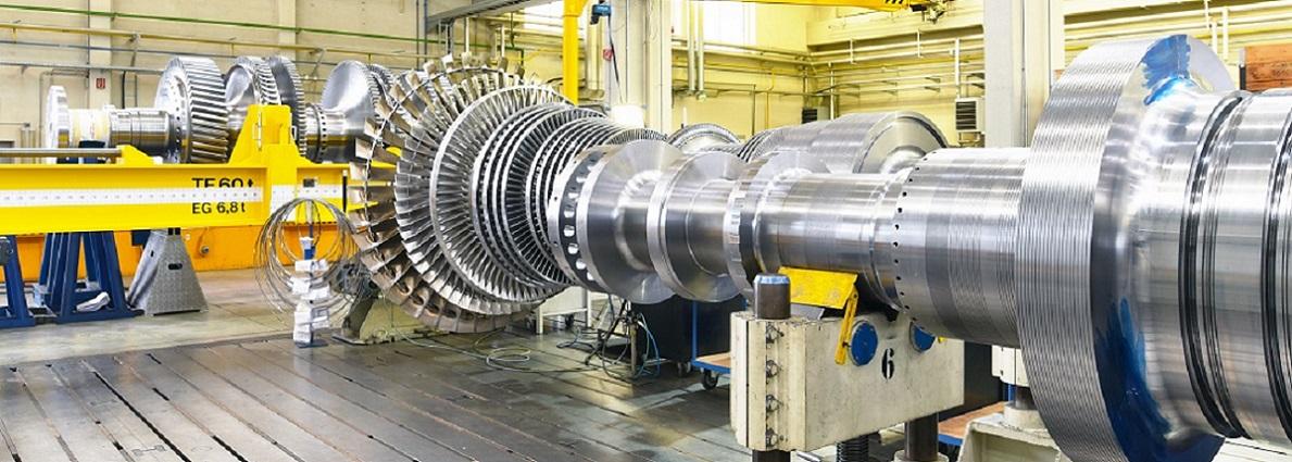 image pano de steam & gas turbines