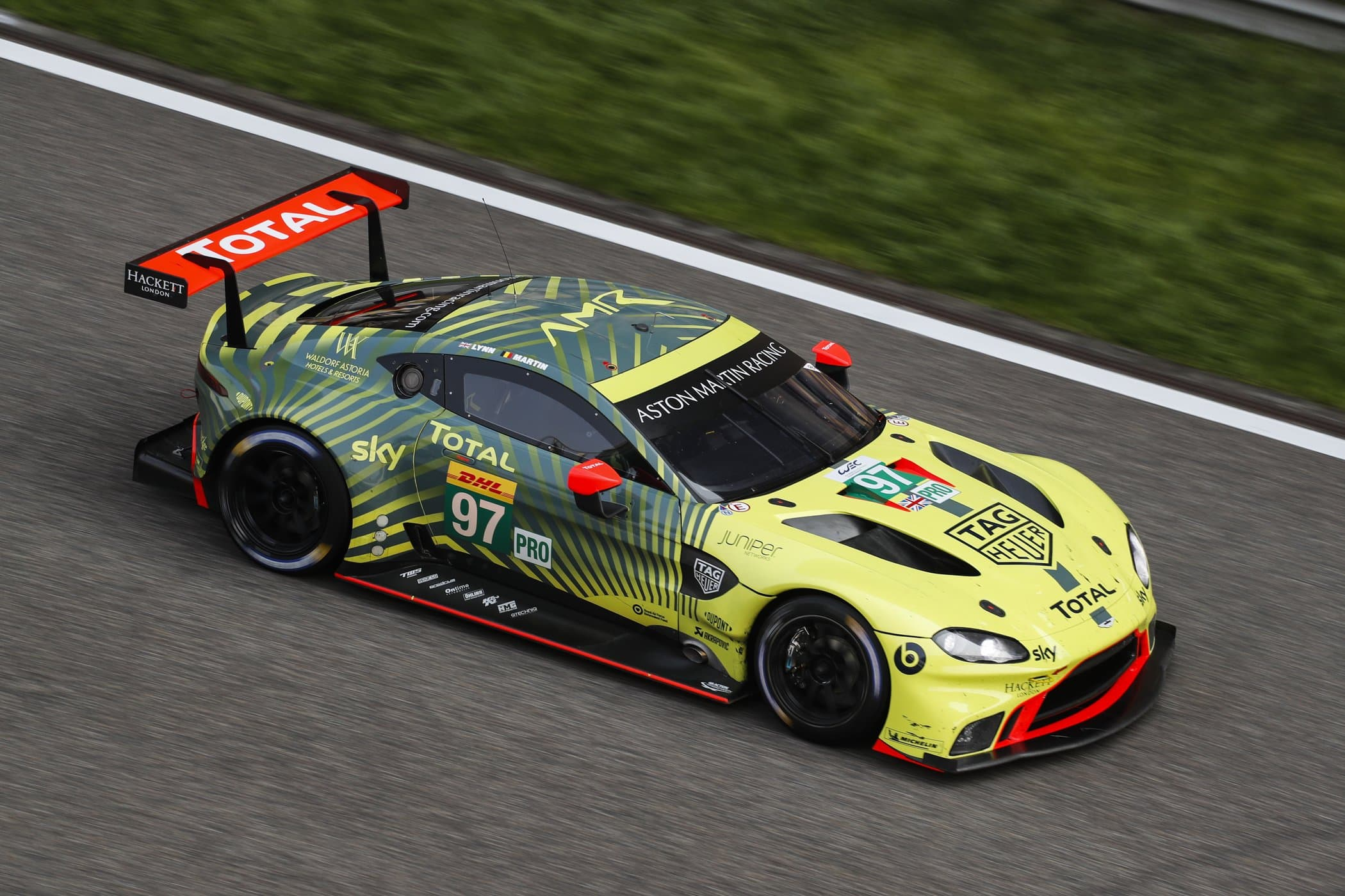 Worldwide Discover The Latest Video Regarding The Total Aston Martin Racing Partnership Lubricants