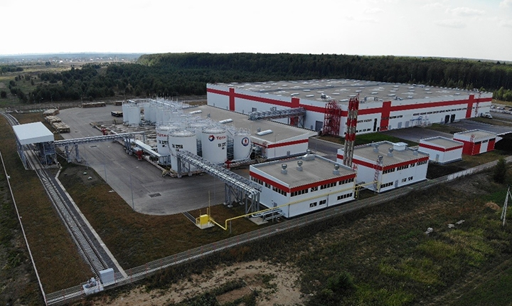 Total has inaugurated its new state-of-the-art lubricants oil blending plant, strategically located in the Kaluga region of the Russian Federation.