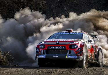 Ogier's victory in Portugal