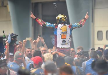 Alex Marquez win