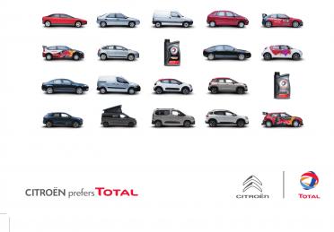Total wishes Citroën happy hundredth birthday
