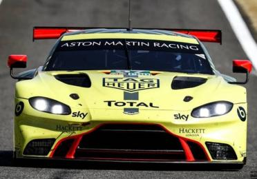 Total & Aston Martin