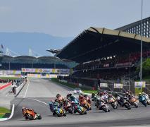 Malaysia: Moto 2 World Championship Title for Marquez