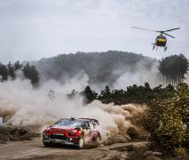 Ogier victory in Turkey