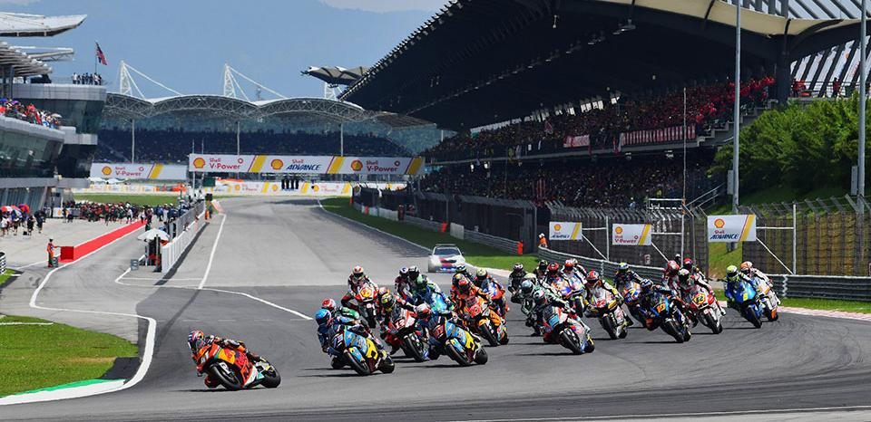 Malaysia: Moto 2 World Championship Title for Marquez