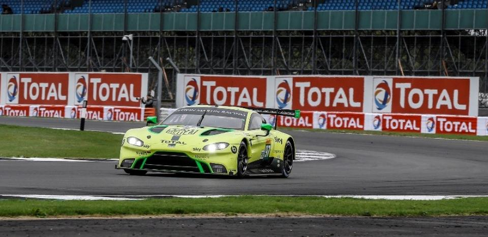 Aston Martin Racing partner with Total