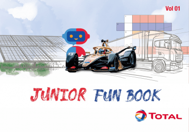 total greece developed a digital game book for kids