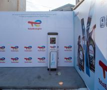 EV charger in Athens
