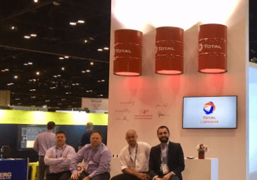 Total Lubrifiants at the 30th International Power-Gen exhibition