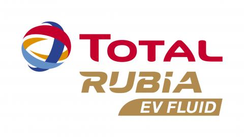 Logo Total Rubia EV Fluid
