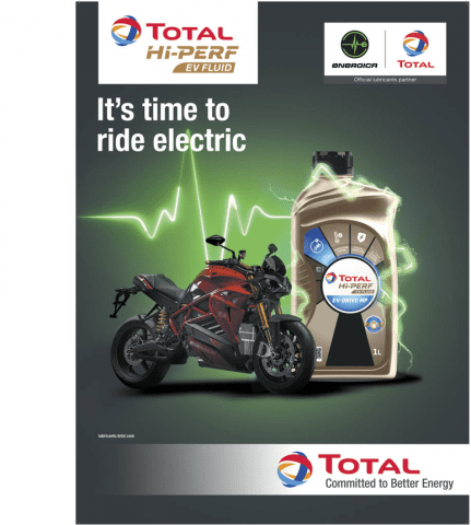 TotalEnergies and Energica Roadshow France